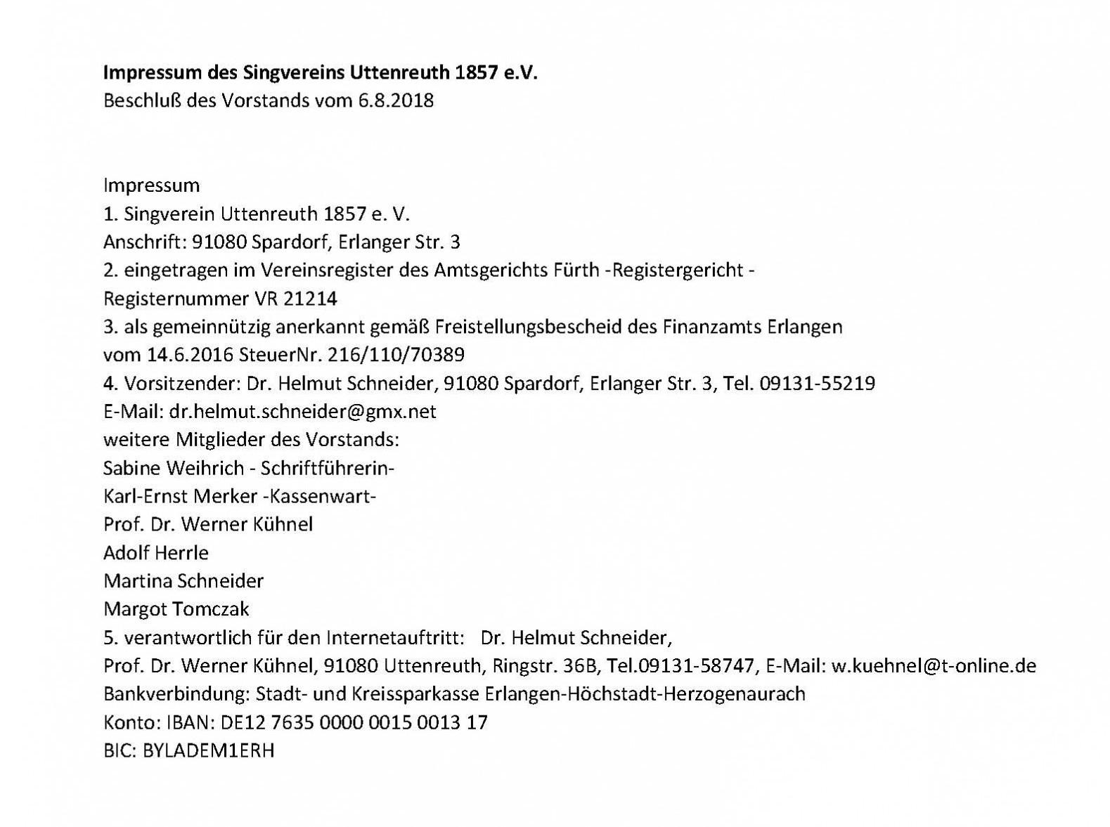 Chor, Impressum Vorschlag_Seite_1